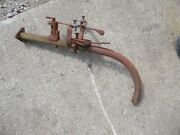 Farmall Cub Rc Ih Tractor Steering Tower Hydraulic And Throttle Control Levers