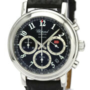 Polished Chopard Mille Miglia Chronograph Steel Automatic Watch 8331 Bf534619