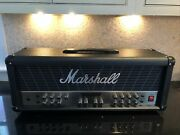 Mint Marshall Mode Four Mf350 Guitar Head Amplifier Hybrid Tube Solid State 350w
