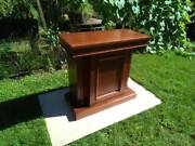 Traditional Catholic Altar Or Shrine For Home Chapel Church Rectory