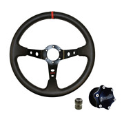 Dragonfire Racing Sport V Quick-release Steering Wheel Kit 04-2042 Can-am