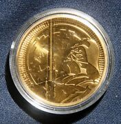 2018 Niue 250 Gold Coin Darth Vader 1 Oz Gold In Capsule   Lot 270923