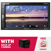 Rfrb Pioneer Avh-521ex 6.8 Inch Multimedia Dvd Receiver With Backup Camera