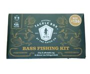 Mystery Tackle Box By The Catch Co Bass Fishing Kit