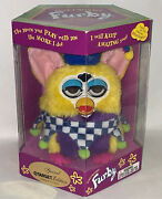 99 Court Jester Furby Special Edition Factory Sealed Tiger Electronic Le 72,000