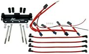 Fits Ign1a Smart Ignition Coil Mounting Bracket 10mm Plug Wires Harness Rx-8 Rx8