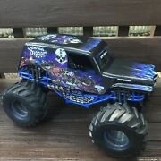 New Bright Monster Jam Son-uva Digger Rc 2.4 Ghz 110 Large Truck Very Rare L@@k