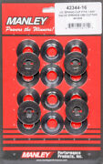 Manley Performance Products 1.535 Valve Spring Locators - .635 Id 42344-16