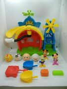 Fisher Price Disney 13pc Mickey Mouse Clubhouse Barnyard Farm Playset