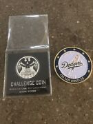 Fbi Challenge Coin Federal Bureau Of Investigation 2.0 Inch In D Brand New