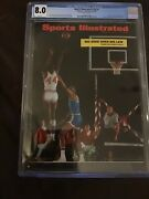 Sports Illustrated 1968 Lew Alcindor And Elvin Hayes Cgc 8.0 1st Of 4 Graded