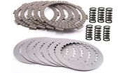 Wiseco Clutch Plates/springs/pack Kit Cpk044 For Yamaha Yz125 Team