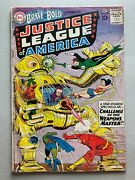 Brave And The Bold 29 • 2nd Justice League Of America • Dc Comic 1960 • Gd- 1.8