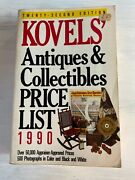 Title Kovels Antiques Collectibles Price List 22nd Edit By Kovel Ralph Book