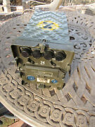 Us Military Transmitter Power Supply Pp-112/gr For Rt-68/grc Radios Signal Corps