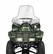 National Cycle Lexan Windshield For Arctic Cat 300 4x4 2005-2011 Low Headlight