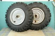 Craftsman 536.881951 + Others Snow Blower Wheels And Tires 4.8 X 8 X 16