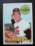 1969 Topps Baseball Cards 14-654 You Pick All You Need  Nice Lot Of 1969's