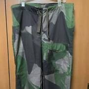 Used Air Service Special Forces Brush Stroke Camo Over Pants W112cm Very Rare