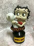 Betty Boop Figure Doll With Box Character Collection Toy Only 2500 Rare