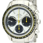 Polished Omega Speedmaster Racing Co-axial Watch 326.30.40.50.04.001 Bf535544