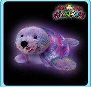 Pillow Pets Glow Pets Jumbo Size Seal Opens To 18 Pillow Brand New