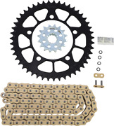 Vortex O-ring Chain And Sprocket Kit With Front And Rear Sprockets Ckg7615