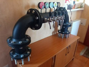 Draft Beer Kegerator U-tower - 1 - 10 Faucets Commercial And Home Bar