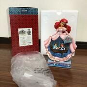 Used Enesco Disney Tradition Ariel The Little Mermaid Figure With Box Very Rare