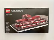 Brand New - Factory Sealed Lego Architecture Robie House 21010