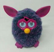 Furby Voodoo 2012 Hasbro Talking Interactive Pet Toy Pink And Purple