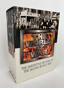 World At War - 26 Episode Series Collection 5-disc Dvd Set Germany Japan Wwii