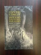 The Divine Comedy By Dante Illustrated By Gustave Dore New Hardback Collectible