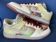 Nike Dunkesto Multicolor Dunk Low Sb What The Ben And Jerryandrsquos Chunky Dunky Menand039s 9