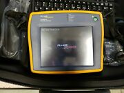 Fluke Networks Etherscope Series I Network Assistant W/ Lan Option With Case