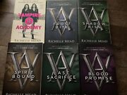 Vampire Academy Complete Book Set Books 1-6 Richelle Mead