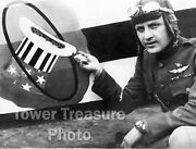 Ww I Flying Aces 94th Aero Squadron 4photo Prints 8.5x11 Hat In The Ring