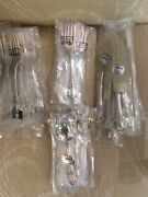 Nwt Towle Old Master Sterling Silver Flatware Set 32 Pcs For 8 Sealed