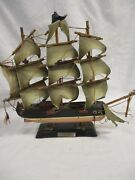Collectible Model Boats | The Sea Witch Model Wooden Ship | Clipper 1846 Nl