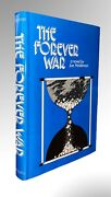 Haldeman/the Forever War First Edition/first Printing Signed Nf/f Scarce