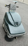 Nobles Scout 28 Battery Powered Walk Behind Floor Sweeper New Battery