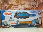 Lionel Thomas And Friends Battery Powered Train Set Remote Toy Christmas Gift New