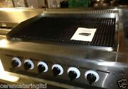 Charcoal Grill 6 Burner Char Broilb Used For Pri Chicken