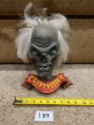 Tales From The Crypt Keeper Holding Elusive Concepts Paper Magic Wall Hanger 1b9