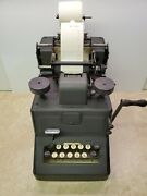 Vintage Antique Dalton Adding Machine Add Subtract And Multiply 1920's
