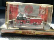 Code 3 164 Chicago Fire Dept. Luverne Engine 43 - In Dome