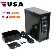Coin Operated Timer Control Box Electronic Power Coin Selector Timer Device Usa