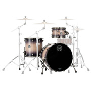 Mapex Saturn Evolution Exotic Series Hybrid 3 Piece 22 Fusion Shell Pack In Vio