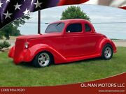 1936 Ford Other Street Rod Classic Car Hot Rod 1936 Ford 5 Window Coupe Street Rod Classic Car Hot Rod 1397 Miles Red Coupe