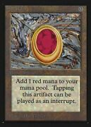Mox Ruby Not Tournament Legal Collectors' Edition Mint Rare Card Abugames